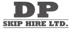 D P Skip Hire Ltd - 8 Yard Builders Skip With Drop Door