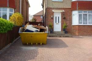 Domestic Skip Hire in Stoke on Trent