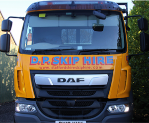 Hire A Commercial Skip