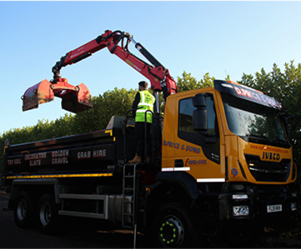 Plant Hire in Stoke on Trent