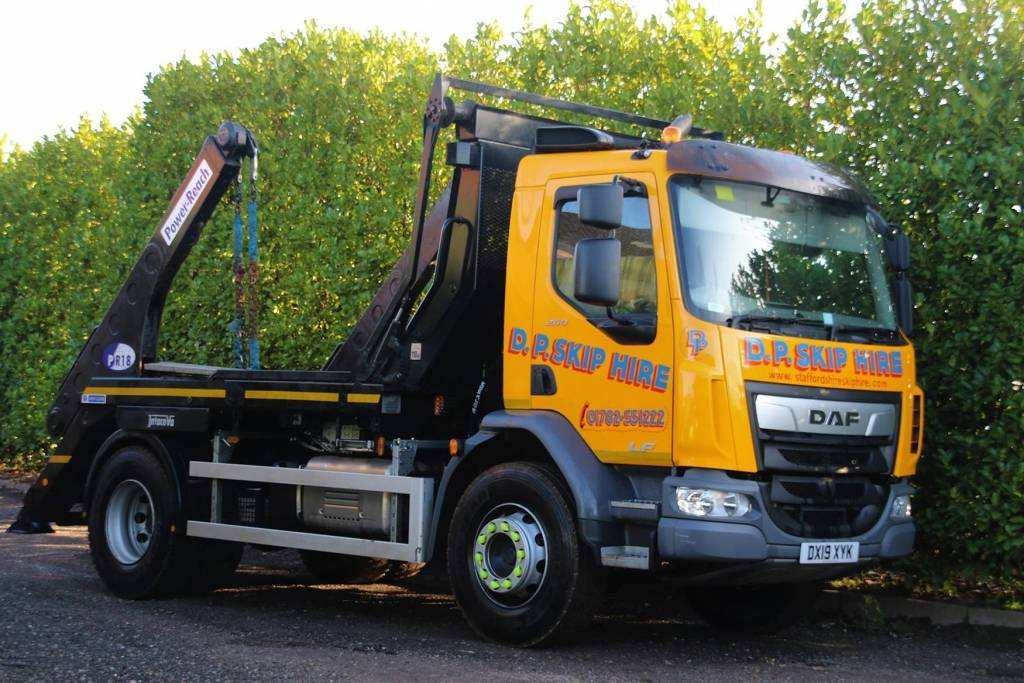 Skip Hire in Stoke on Trent