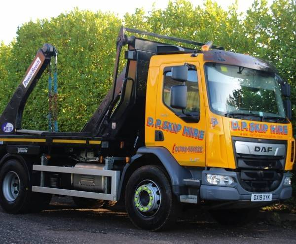 Welcome To DP Skip Hire In Stoke On Trent