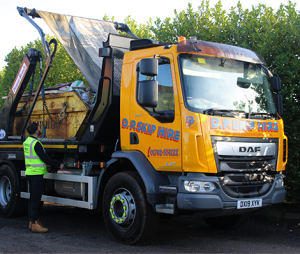 Benefits of Enclosed Skip Hire in Stoke on Trent