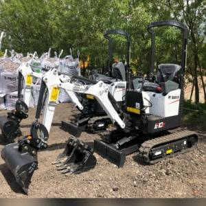 Bob Cat Digger Hire