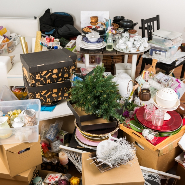 Time for a Winter Clearout?