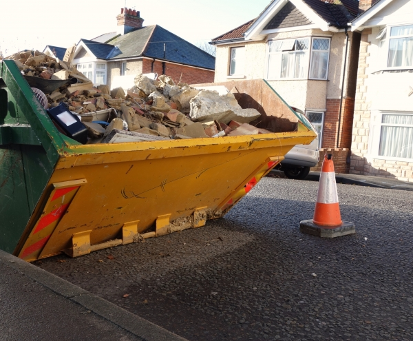 Skip Hire in Leek