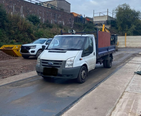 DP Skip Hire Weighbridge