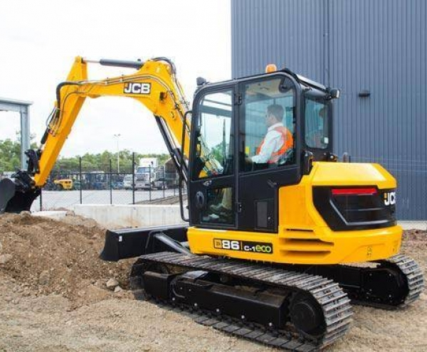 Digger hire in Newcastle-under-Lyme